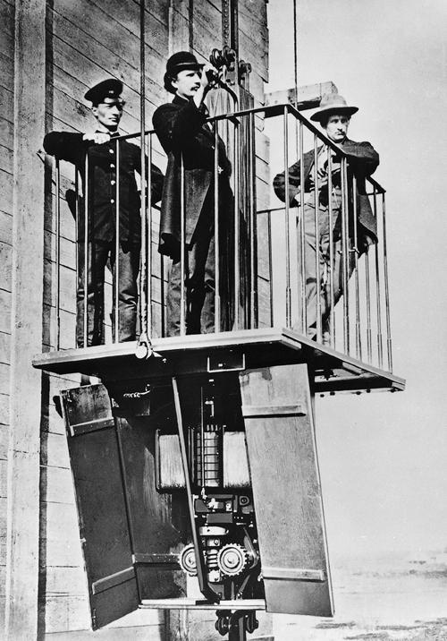 электрического лифта