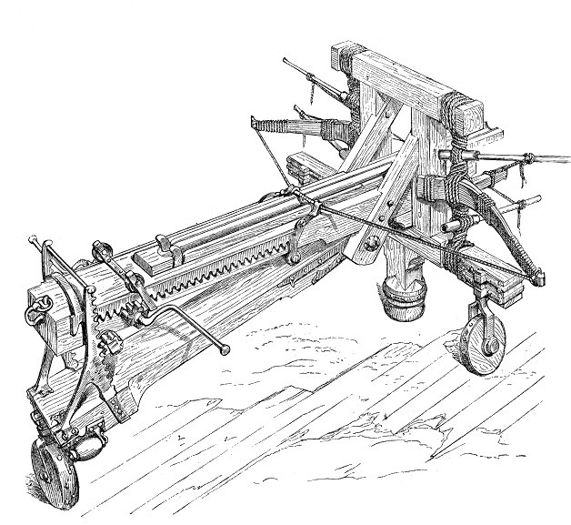 "{""author"":""Catapult%20drawing%20from%20""Dictionary%20of%20French%20Architecture%20from%2011th%20to%2016th%20Century"",""link"":""https%3A//commons.wikimedia.org/wiki/File%3ACatapult_for_town_wall.jpg"",""descr"":""Catapult%20drawing%20from%20""Dictionary%20of%20French%20Architecture%20from%2011th%20to%2016th%20Century""}"